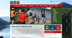 Preview of detroitlakeoregon.org